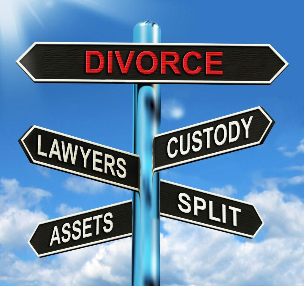 divorce in Schaumburg